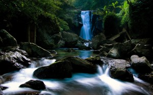 Love like a Waterfall, reciprocal in nature