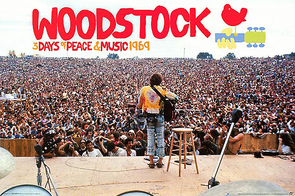 Woodstock Nation: taking personal stock