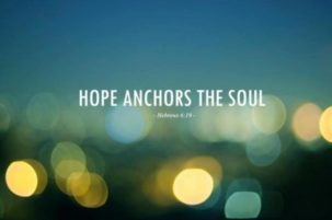 Revolution is built on Hope