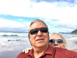 My husband is the Dalai Lama of listeners