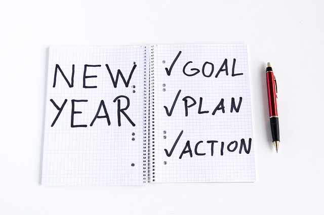 New Year's Resolutions, Version 1.0