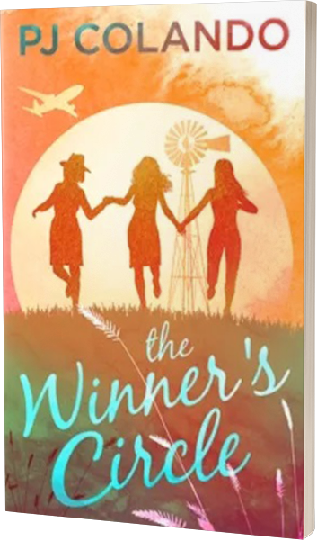 The Winner's Circle book cover image for PJ Colando's book